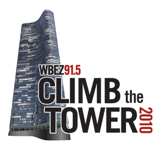 Climb Lake Point Tower to benefit WBEZ