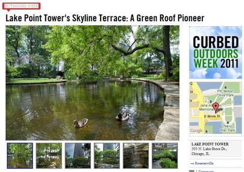 Lake Point Tower Skyline Park